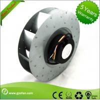 China Ec Centrifugal Fans Sheet Aluminium With Fresh Air System 310mm wholesale
