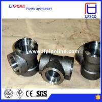 China forged socket weld pipe fittings wholesale