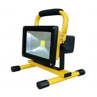 China 30W / 50W Battery Powered Floodlight , Outdoor LED Flood Light High Power on sale