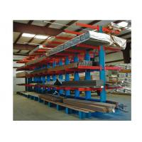 China Aceally Warehouse Cantilever Racking System Pipe Storage Rack for Sale wholesale