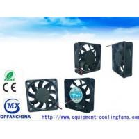 China Compact PWM FG 60mm x 60mm x15mm DC  Axial Fans High Speed Ball / Sleeve Bearing 60CM / Cooling fan wholesale