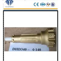 China 6 Inch DTH Drilling Tools Wear Resist DHD 340-140 Drill Button Bits wholesale