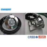 China Embedded / Surface Mounting Cree Underwater Pond Led Lights For Swimming Pool wholesale