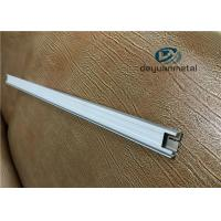 China Milling Mill Finish Aluminium Extrusion Profile 6 Inch Length wholesale