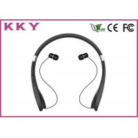 China CVC Noise Reduction Foldable Bluetooth Headphones Retractable Earbuds for Audio Lover wholesale