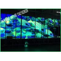 China Easy Operation Video Wall Led Display Rental Indoor For Show Business , 128 * 128 wholesale