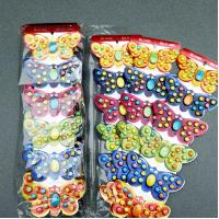 China Multi Fruit Flavour Candy Butterfly Shaped Compressed HardCandy wholesale