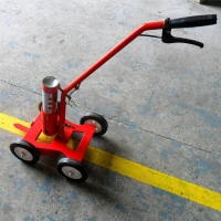 China Waterproof Road Line Marking Paint Excellent Adhesion Reflective Non Toxic wholesale