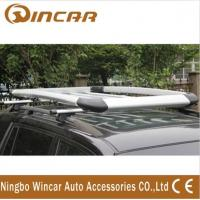 China Universal silver Aliminum Car Roof Racks , cargo offroad 4x4 roof racks wholesale