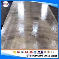China ASTM A618 Standrad A3 Cold Work Tool Steel Bar , Steel Flat Bar For Mechanical wholesale
