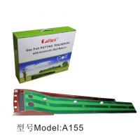 China A155 beautiful putting mat , golf accessories,golf products wholesale