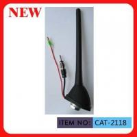 SUV Auto Car Roof Mount Antenna With Roof Spring Mast Length Customized