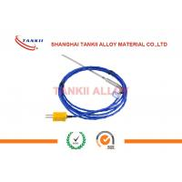 Quality White And Red J Type Thermocouple Extension Cable With Fep Insulation And Jacket for sale