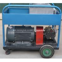 China high pressure water blasting machine high pressure water jet washing machine wholesale
