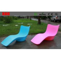 China Professional Swimming Pool Furniture Waterproof Outdoor Chaise Lounge wholesale