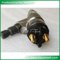 China Foton Truck  Diesel Engine parts Cummins ISF2.8 Common Rail Fuel Injector 5336050F on sale