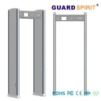 China Portable Door Frame metal detector body scanner Airport access control LED Alarm wholesale