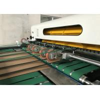 China Computerized Cardboard Cutting Machine Hydraulic Control AC380V / 220V X 50HZ wholesale