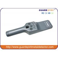 China Portable ABS Plastics Security Body Scanner / Metal Wand Detector on sale