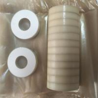 China Plate Shaped Piezo Ceramic Element Customers Requirements Size And Materials wholesale
