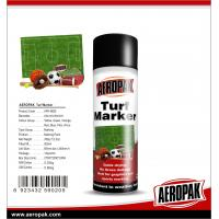 China AEROPAK 400ml Quick Drying and No Grass Damage Turf Marker for Sport Marker wholesale