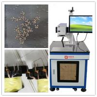 Quality High Frequency Transformer Laser Peeling Machine / Laser Wire Stripping Machine for sale