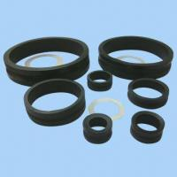 China Rubber Molding Washers/Rubber Gaskets/Molded Rubber Washer/Flat Washers, Viton/FKM/Silicone/NBR/EPDM on sale