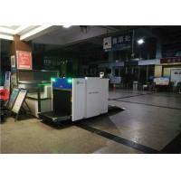 China Factories / Courthouses Cargo X Ray Scanner , Cargo Security X Ray Machine on sale
