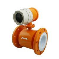 China High quality Compact Type Electromagnetic Flow Meter to highest 15m/s flow rate wholesale
