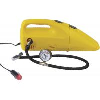 China 2 In 1 Plastic Portable Handheld Car Vacuum Cleaner With Carpet Tool Also Can Inflation wholesale