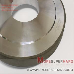 China Resin bond diamond and cbn tools 14A1 Resin bond SCD diamond grinding wheels Alisa@moresuperhard.com wholesale