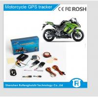 Buy cheap RF-V10+ Motorcycle GPS Tracking GPS Anti-theft Tracker Vehicle GPS Tracking Device from wholesalers
