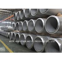 Buy cheap Duplex Stainless Steel Tube Pipe Diameter 3.0-500mm UNS S32750 Free Sample from wholesalers