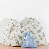 China Cute Pattern Printed Custom Canvas Bags Yellow And Green For Girls wholesale