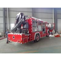 Rescue Fire Brigade Truck Howo 4 X 2 Emergency Fire Fighting Truck With 5 Tons