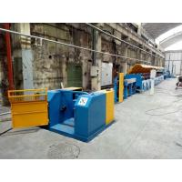 Buy cheap Cold Rolled Type Drawing Wire Machine , Metal Drawing Machine For Steel Wire 2000kg from wholesalers