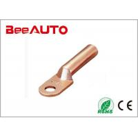 China Customized DT Copper Tube Terminals UL Certification With 10mm2 - 800mm2 Wire wholesale