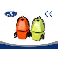 China Hand Held Heavy Duty Backpack Vacuum Cleaner ABS Plastic Body Material wholesale