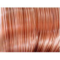 China Soft Copper Coated Bundy Tube For Wire-tube Condenser , Evaporators wholesale
