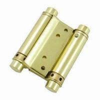 China Double Action Spring Hinge with Solid Iron Tip wholesale
