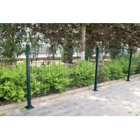 China 1.93*2.5m PVC coated triangle bending fence for convenient installation wholesale