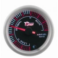 China 3 In1 Stepping Water Temperature Motor Racing Auto Gauges 50mm , Car Oil Pressure Gauge wholesale