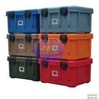 China Accuracy LLDPE Plastic Rotational Molded Cooler Box Good Insulation Food Grade wholesale