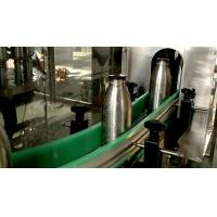 China Auto Beverage / Beer Bottle Filling Machine For Stainless Steel Bottle 2000BPH wholesale