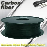 China Carbon Fiber  Filament  1.75mm 3.0mm .3D Printing Filament, 1.75 / 3.0 mm. wholesale
