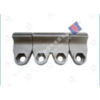 China Corrosion Resistant Tungsten Carbide Plates Impact Crusher Wear Parts on sale