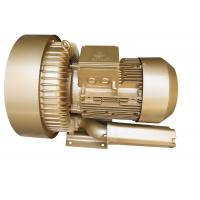 China 20HP Double Stage Vortex Blower Fan , Side Channel Vacuum Pump High Pressure wholesale