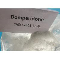 China 99.4 Purity Pharmaceutical Raw Materials Raw Powder Domperidone CAS 57808-66-9 for Antiemetic wholesale