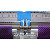 China Computerized Quilting And Embroidery Machine 22 Head Without Waste For Car Mat wholesale