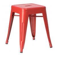 China Comfortable Replica Xavier Pauchard Armless Metal Tolix Chairs With Powder Coating wholesale
